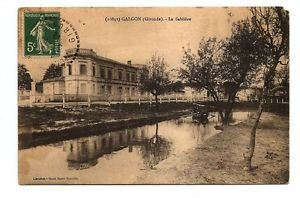 POSTCARD - FRANCE, Galgon - Gironde - La Sabliere 1912