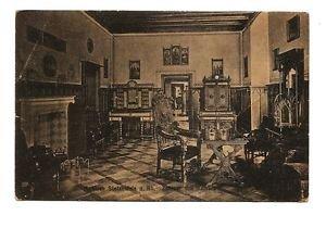 POSTCARD - GERMANY - Schloss Stelzenfels Palace, Koblenz 1910??