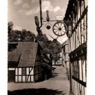 POSTCARD Aarhus, DENMARK  - The old town - 1950s?