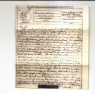 1943 US V-Mail 4th Medical Laboratory, APO 3784, NY NY (from North Africa)