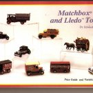 1988 MATCHBOX AND LLEDO TOYS - Edward Force - Price Guide and Variation List