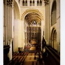 POSTCARD - ST ALBANS CATHEDRAL - England UK - 1990