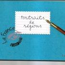 FRANCE Booklet Portraits de Regions France a Voir 2005 Yvert Carnet Deluxe 4008