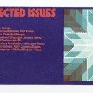 AUSTRALIA - Post Office selected issue souvenir folder 1970