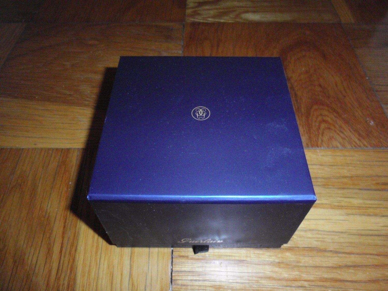 Empty GUERLAIN Perfume Box - EMPTY BOX  4 3/4 x 4 3/4 x 3 1/4