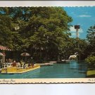 POSTCARD - San Antonio Texas RIVER WALK early 1970s