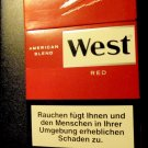 EMPTY PACK CIGARETTE BOX GERMANY - WEST Imperial Tobacco