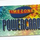 CASHCARD - POWER ZONE ARCADE Stored value card  USED - NO VALUE