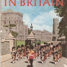 IN BRITAIN Magazine March 1959 Wedgwood Watermen Windsor St Albans