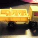 TOMICA TOMY TRUCK Road works DIECAST YELLOW