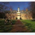 POSTCARD - Wren Building, College of William & Mary, Williamsburg, Virginia