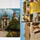 POSTCARDS - RASTATT Baden GERMANY - 3 cards, Schloss, Einsiedler Kapelle