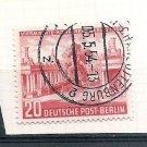 GERMANY BERLIN Allied Council 1954 Scott 9N103 Michel 116