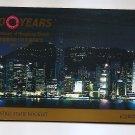 HONG KONG Electrification of Hong Kong 1990 Scott 577 Complete booklet MNH