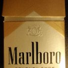 EMPTY CIGARETTE BOX EMPTY PACK USA MARLBORO 72s with Virginia NVCTB tax stamp