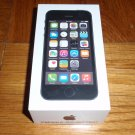 iPHONE 5S 16GB EMPTY BOX ME305LL/A Space Gray - BOX ONLY