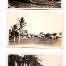 Postcards - PANAMA Scenes 1920s Original Vintage Photo RPPC Central America