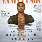 VANITY FAIR November 2018  Michael B Jordan, Obama, NFL Cheerleader scanda