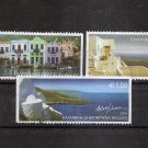 GREECE 2004 Island Views -Scott 2170a-72a - Used