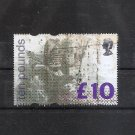 GREAT BRITAIN 10 Pound Britannia 1993 Fine Used Scott 1478 SG 1658