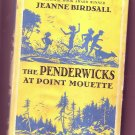 The Penderwicks at Point Mouette by Jeanne Birdsall  National Book Award