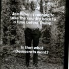 NEW YORK TIMES MAGAZINE July 28, 2019 - JOE BIDEN THE OPTIMIST, TURKEY