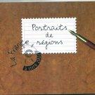 FRANCE Booklet Portraits de Region France a Vivre  2003 Yvert Carnet 4001