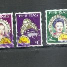 PHILIPPINES Miss Universe 1994 Scott 2302-03 Set of 4