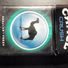 EMPTY CIGARETTE BOX - EMPTY PACK - USA - CAMEL CRUSH - Virginia Tax label
