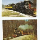 POSTCARDS - Midwest Central RR, Milwaukee County Zoo