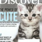 DISCOVER MAGAZINE December 2019 - Science of Cute, Parasites, Dark Matter, Coral