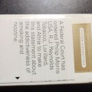 EMPTY CIGARETTE BOX - EMPTY PACK - USA - MARLBORO GOLD - Court mandated label