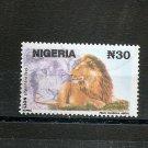 NIGERIA Lion 1997 Scott 615E