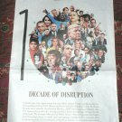 WALL STREET JOURNAL Newspaper Special Section DECADE OF DISRUPTION Dec 18, 2019