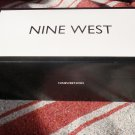 NINE WEST GIFT Shoe BOX White -  Size 11 1/2 x 5 1/2 x 4 1/4