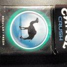 CIGARETTE BOX - EMPTY PACK - USA - CAMEL CRUSH - Virginia Tax label - EMPTY