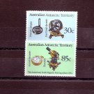 AUSTRALIA ANTARCTIC TERRITORY AAT - South Mag Pole Exped 1984 - Scott L57-8 MNH