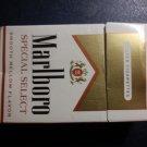 EMPTY Cigarette Box Collectibe USA MARLBORO SPECIAL SELECT + Court label - EMPTY