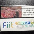 EMPTY Cigarette Box Collectible  - South Korea - FIIT CHANGE UP