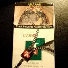 EMPTY Cigarette Box collectible Malaysia SAMPOERNA Philip Morris w/ original box