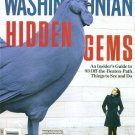 WASHINGTONIAN Magazine January 2020 Hidden Gems, Tiffany Trump, Woolly Mammoth