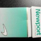 EMPTY Cigarette Box Collectible USA NEWPORT Menthol Gold  EMPTY