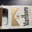 EMPTY Cigarette Box Collectible USA MARLBORO SPECIAL SELECT + Court label EMPTY