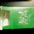 EMPTY CIGARETTE BOX Collectible - PALL MALL MENTHOL with Virginia tax stamp