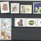 BRAZIL Mint sets 1998 Scott 2660-2669 / 2636A, E, F  MNH
