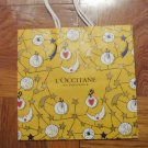 L'OCCITAINE Shopping Gift Bag - Paper -- Size 9x9x4