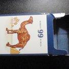 EMPTY Cigarette Box Collectible CAMEL 99s - pristine - Virginia tax label EMPTY