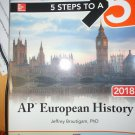5 Steps to a 5: AP European History 2018 - Paperback - NEW