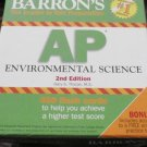 Barron's AP Environmental Science Flash Cards by Gary S. Thorpe 2nd Edition