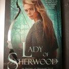 LADY OF SHERWOOD (1) (Outlaws of Sherwood Series) - Molly Bilinski YA Teen NEW
